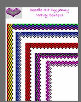 Borders-Wavy 28