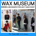 Wax Museum: Biography Research Report