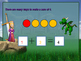 Ways to Make 4 and 5 Using Counters and Addition