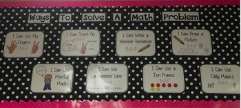 Ways to Solve a MATH problem