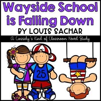 Wayside School is Falling Down Novel Study