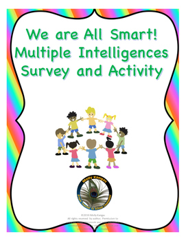We Are All Smart: Multiple Intelligences Beginning of the