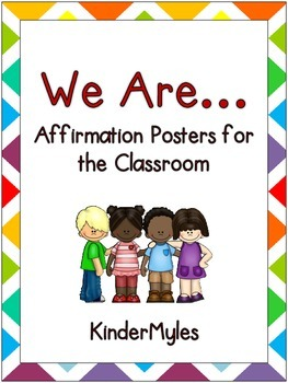 We Are...Posters