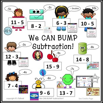 We CAN BUMP Subtraction!