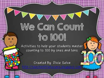 We Can Count to 100!