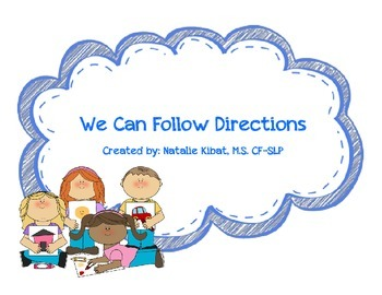 We Can Follow Directions: A concept and direction followin