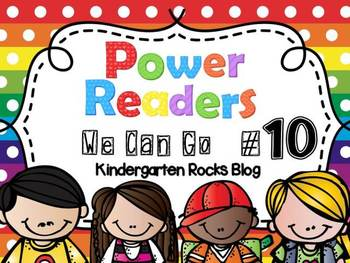 """We Can Go"" Power Reader"