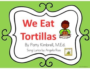 We Eat Tortillas FREEBIE