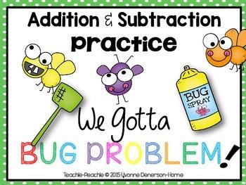 We Gotta Bug Problem! 100 Followers Freebie!