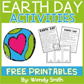 We Heart Earth Day! {FREEBIES}