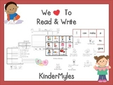 We {Heart} to Read and Write