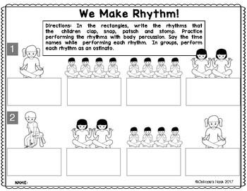 We Make Rhythm!