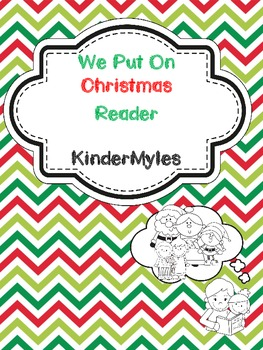 We Put - Christmas Reader