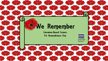 We Remember....Literature-Based Centers