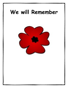 We Will Remember - An Orff Music Remembrance Day Tribute