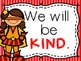 We Will Statements - Class Rules - Class Expectations