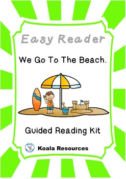 We go to the Beach Easy Reader