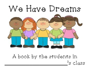 We have dreams class book