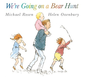 We're Going On A Bear Hunt - Story Visuals [speech therapy