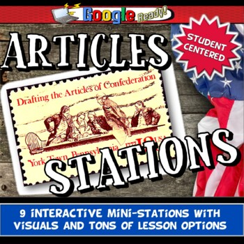 Weaknesses of the Articles of Confederation Analysis Activity