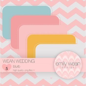 Wean Wedding - Blurb FREEBIE