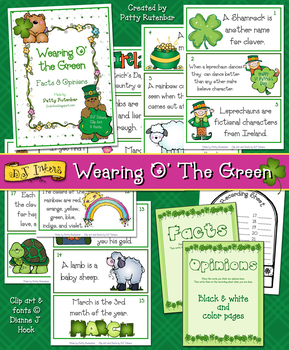Wearing O' The Green Activity Download