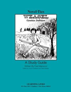 Weasel - Novel-Ties Study Guide
