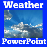 Weather PowerPoint Lesson