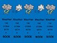 Weather, Weather Themed  Bookmarks (Free)