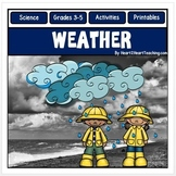 Weather Activities- Erosion, Clouds, Weather Maps, Weather