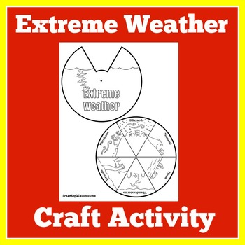 Weather Craft | Weather Activity | Weather Unit | Weather