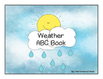 Weather ABC Book