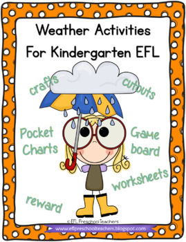 Weather Activities for EFL Learners