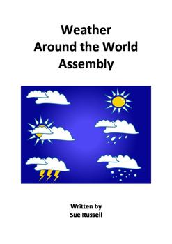 Weather Around the World Class Play
