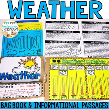Weather Bag Book