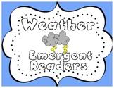 Weather Books!