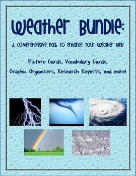 Wild Weather Bundle