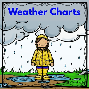 Back to School -Weather Chart - Bulletin board and/or handouts
