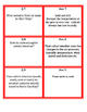Weather Complete Fan and Pick Cards with Answers (Kagan's