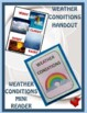 Weather Conditions Flip Book
