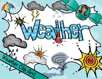 Weather Clip Art!