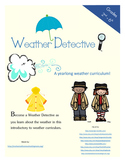Weather Detective Science Curriculum