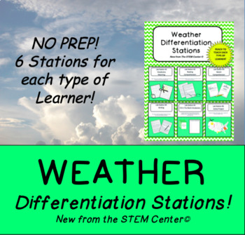 Weather Differentiation Stations