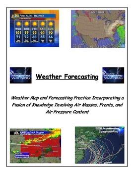 Weather: Forecasting - VERY POPULAR!!! (Level 1)