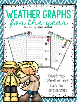 Weather Graphs (Graph and Tally!)
