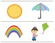 Weather - Guided Reading Book Level aa/A