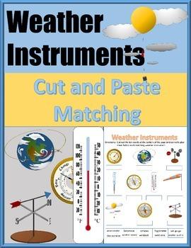 Weather Instruments - Weather Instrument Matching - Weathe