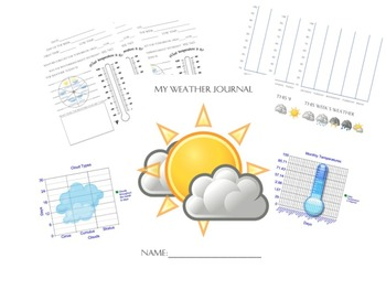 Weather Journals-Must Have