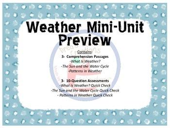 Weather Mini-Unit