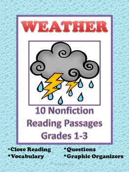Weather Reading Passages